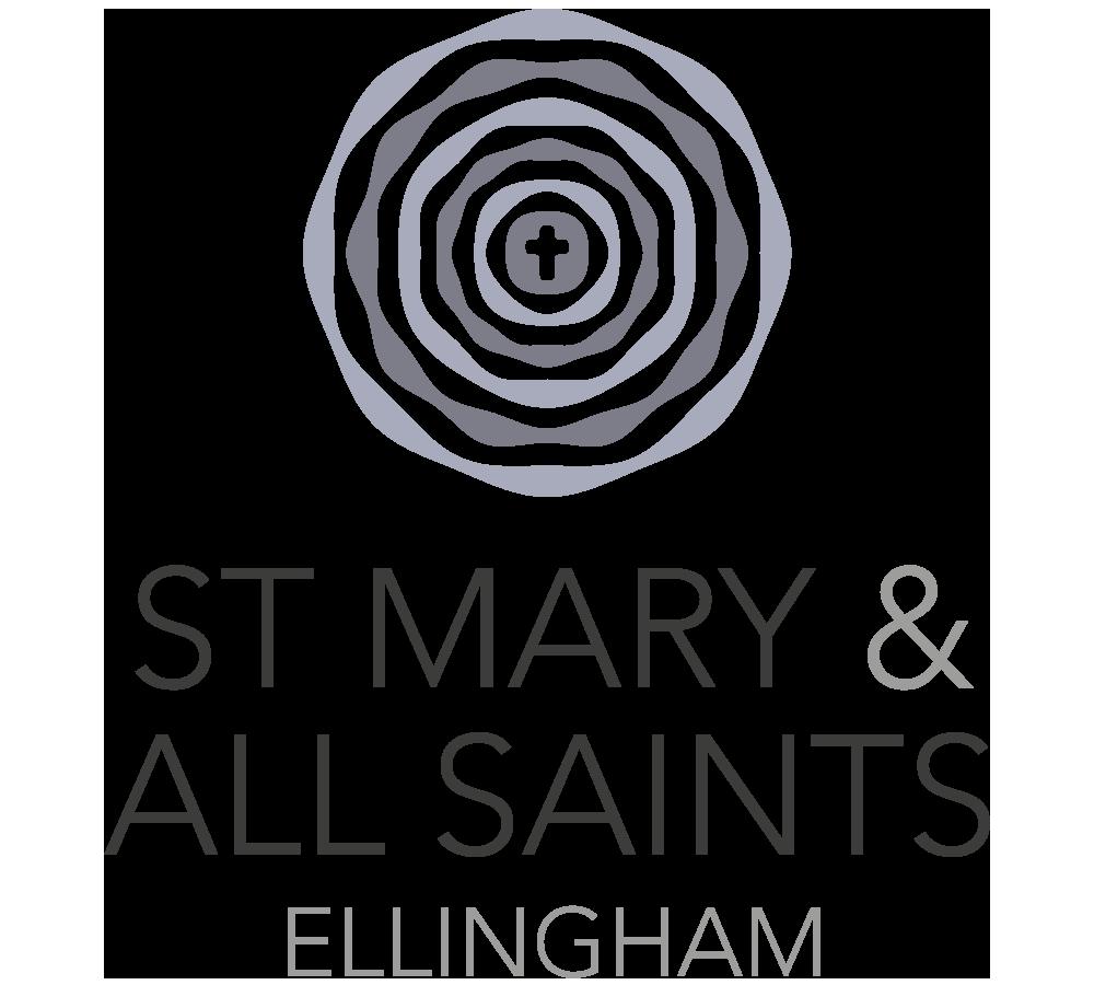 St Mary & All Saints, Ellingham logo