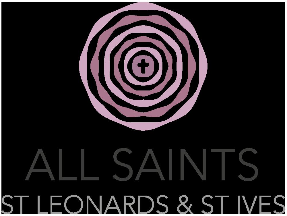 All Saints, St Leonards & St Ives logo