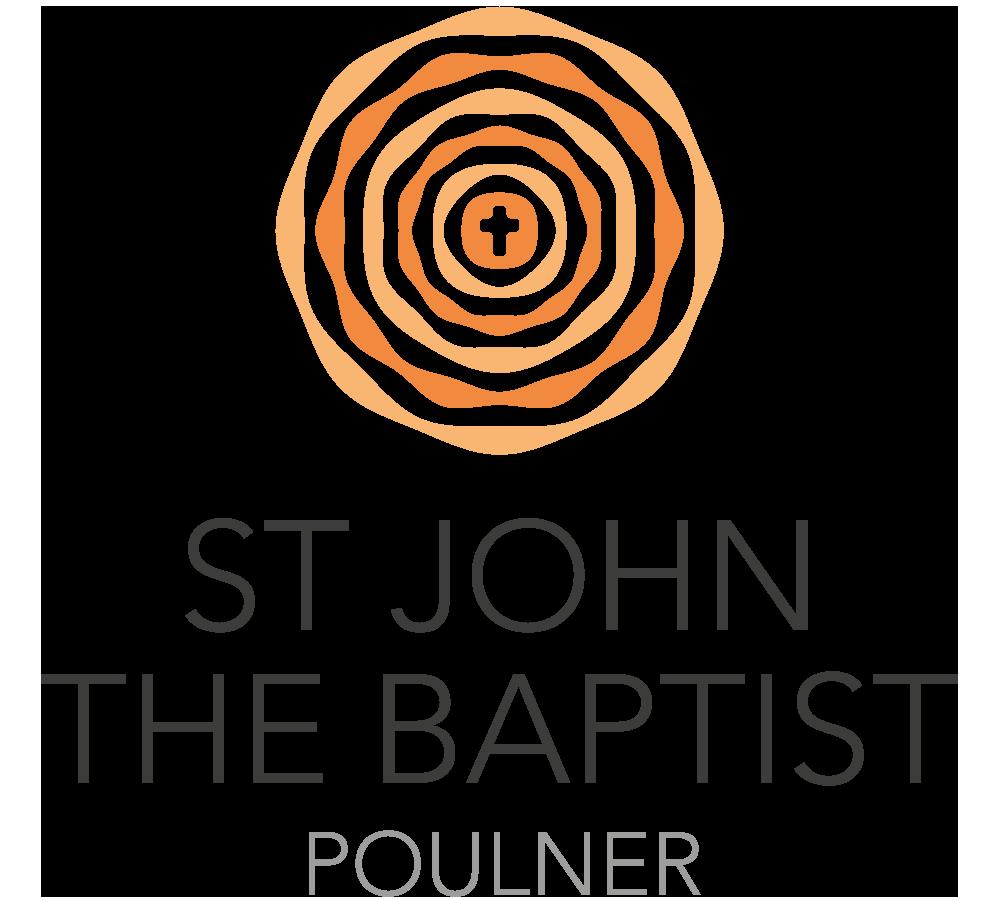 St John's, Poulner logo