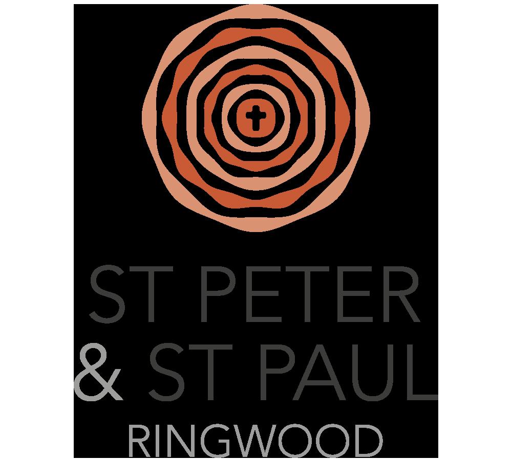 St Peter & St Paul, Ringwood logo