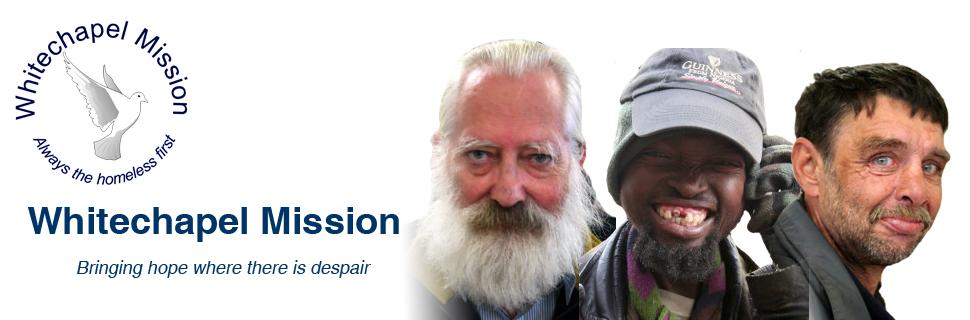 Whitechapel Mission logo