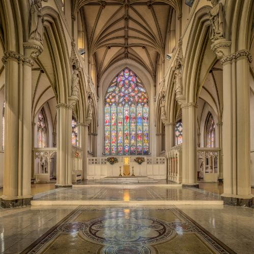 Cathedral Restoration Fund logo